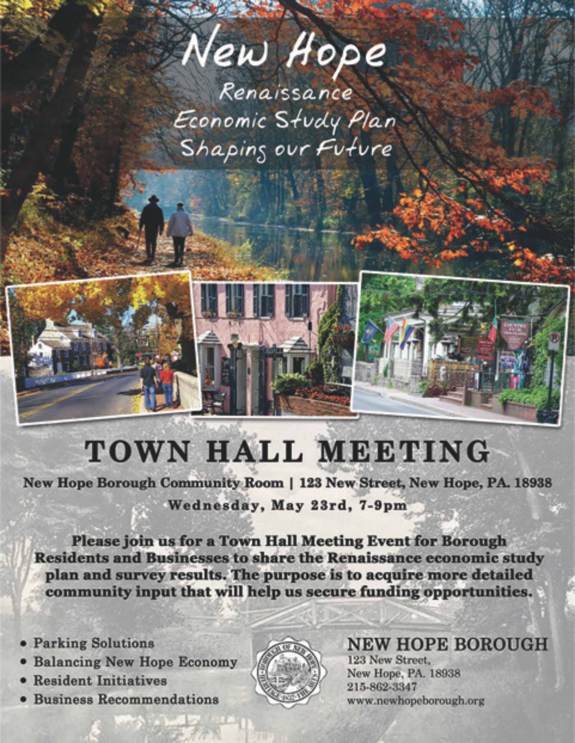 New Hope Townhall